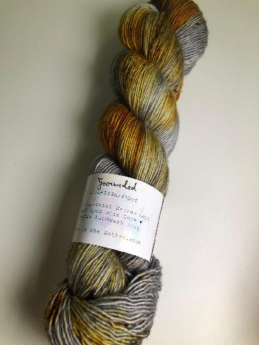 Uschitita Merino Singles Yarn Grounded
