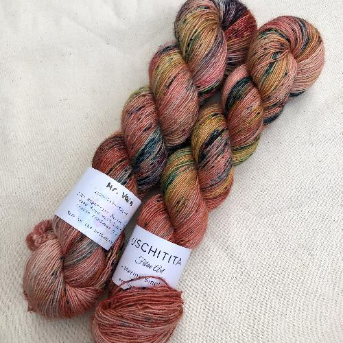Uschitita Merino Singles Yarn Mr. Vain