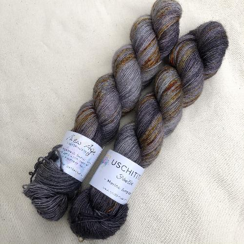 Uschitita Merino Singles Yarn New Age