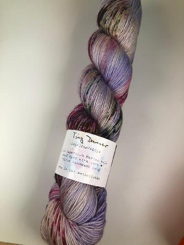 Uschitita Merino Singles Garn Tiny Dancer