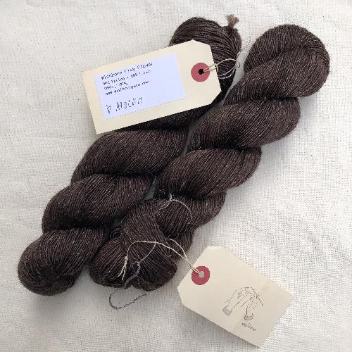 Wishbone Flax Flower Yarn Mocha