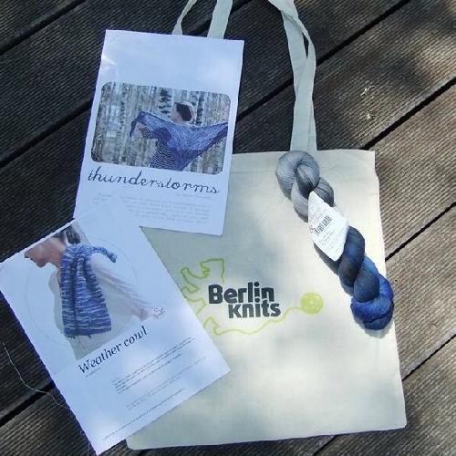 Wollmeise Wollmeise Berlin Knits Kit Garn Jewitta über Berlin